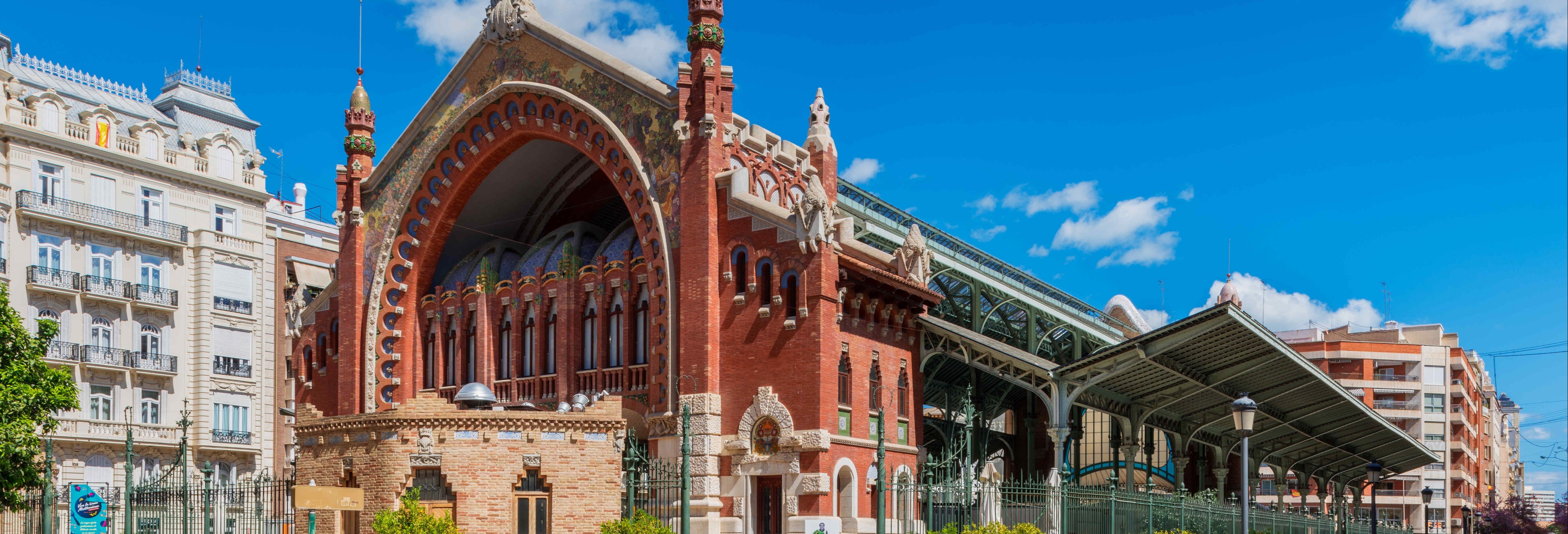 Free tour dans la Valence moderniste
