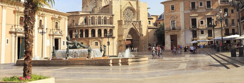 Tour di Valencia in bicicletta