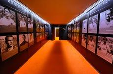Tour del estadio de Mestalla
