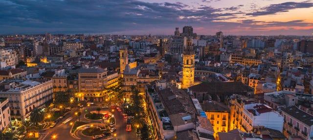Tour de los misterios y leyendas de Valencia