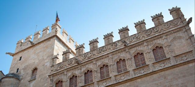Tour della seta a Valencia