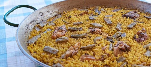 Oferta: Tour por Valencia + Comida con paella