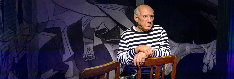 Expediente Picasso en el Museo Patio Herreriano