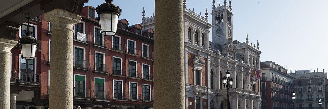 Calles y plazas de Valladolid