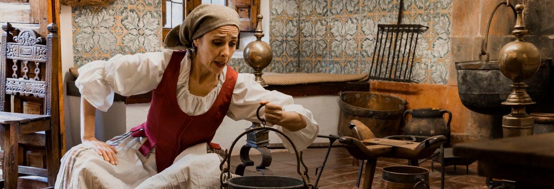 Tour gastronômico teatralizado por Valladolid