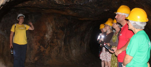 Excursión a Tresminas y Pedras Salgadas