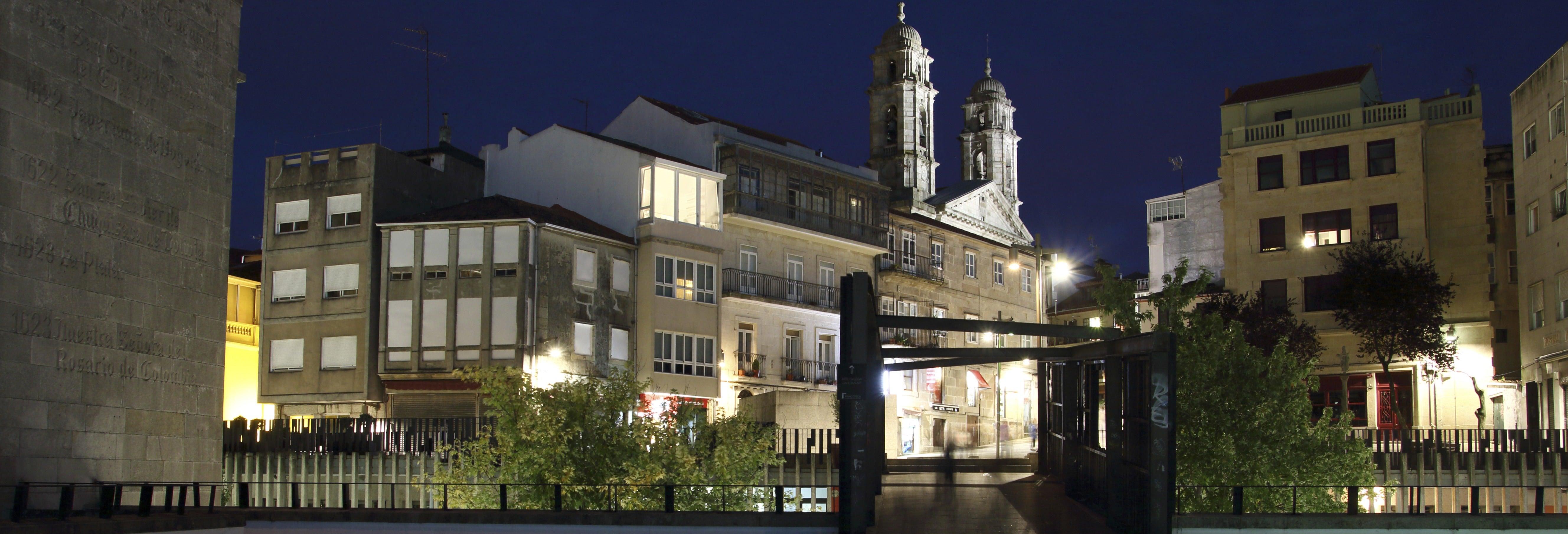 Free tour de los misterios y leyendas de Vigo
