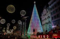 Free tour navideño por Vigo