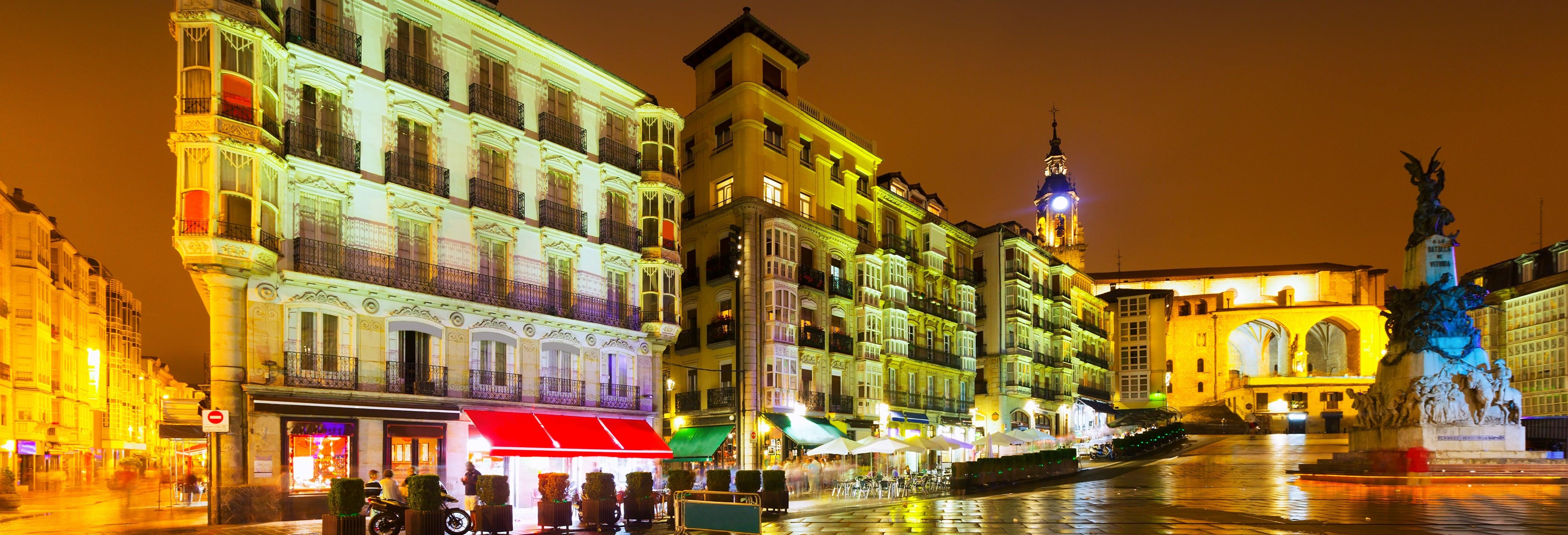 Free tour de los misterios y leyendas de Vitoria