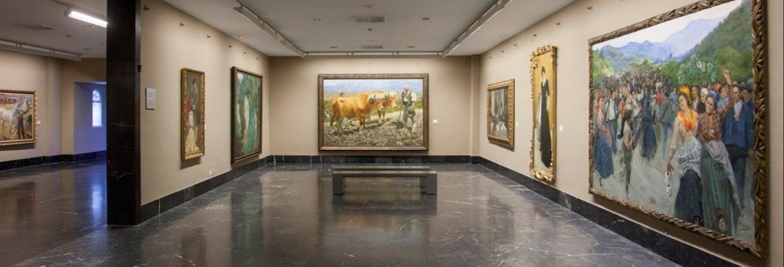 Visita guiada por el Museo de Bellas Artes de Álava