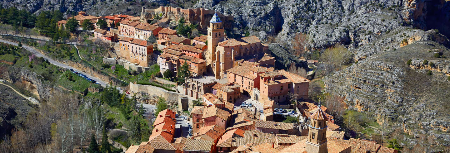 Excursão a Albarracín