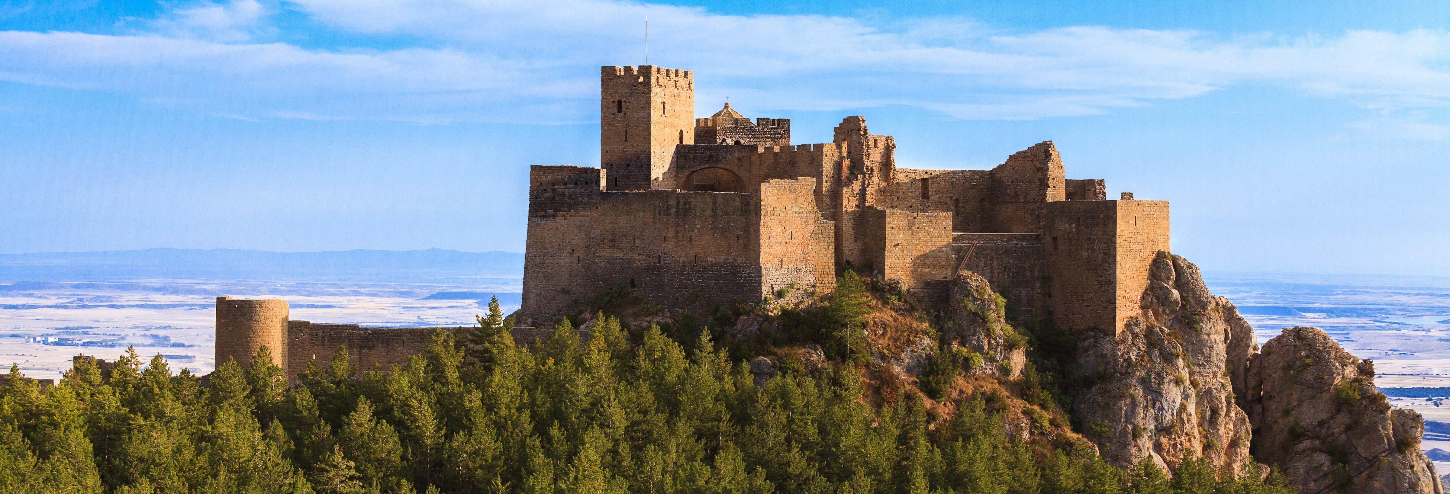 Excursão ao Castelo de Loarre