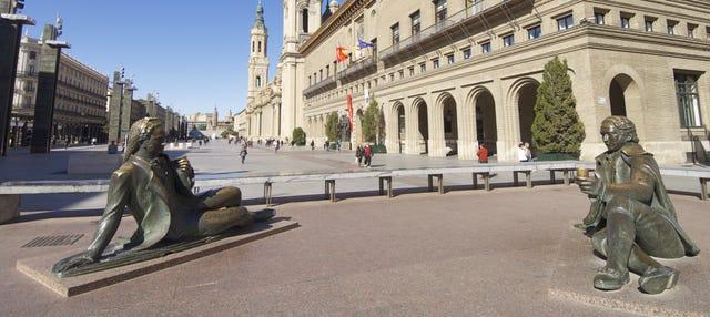 Tour de Goya por Zaragoza