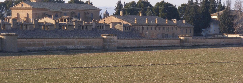 Visita guiada pelo mosteiro Cartuja Aula Dei