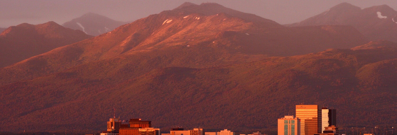 Tour por Anchorage