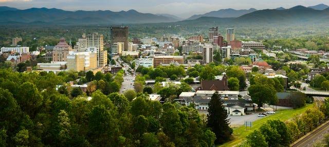 Free tour por Asheville