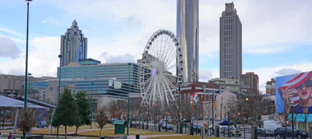 Tour panorámico por Atlanta