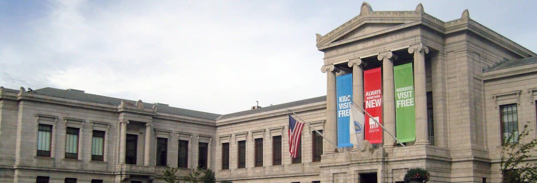Billet pour le Musée des Beaux-Arts