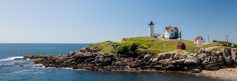 Excursión por la costa de Nueva Inglaterra