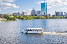 Tour en autobús anfibio por Boston