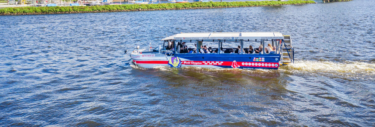 Duck Boat Tour Boston