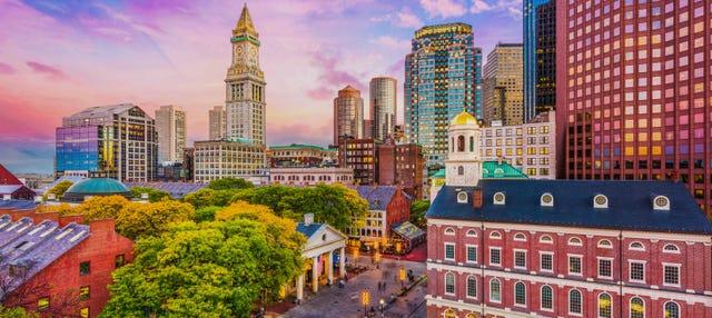 Tour privado por Boston con guía en español