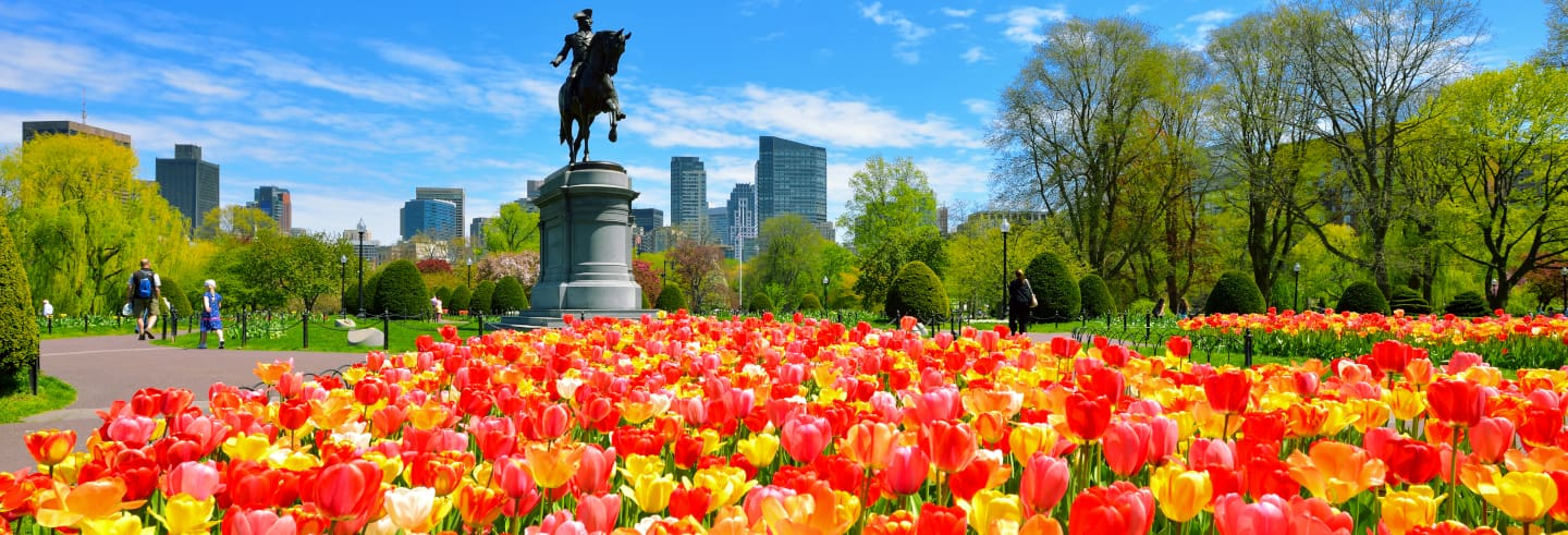 Visite guidée dans Boston