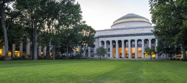 Visita guiada por el MIT