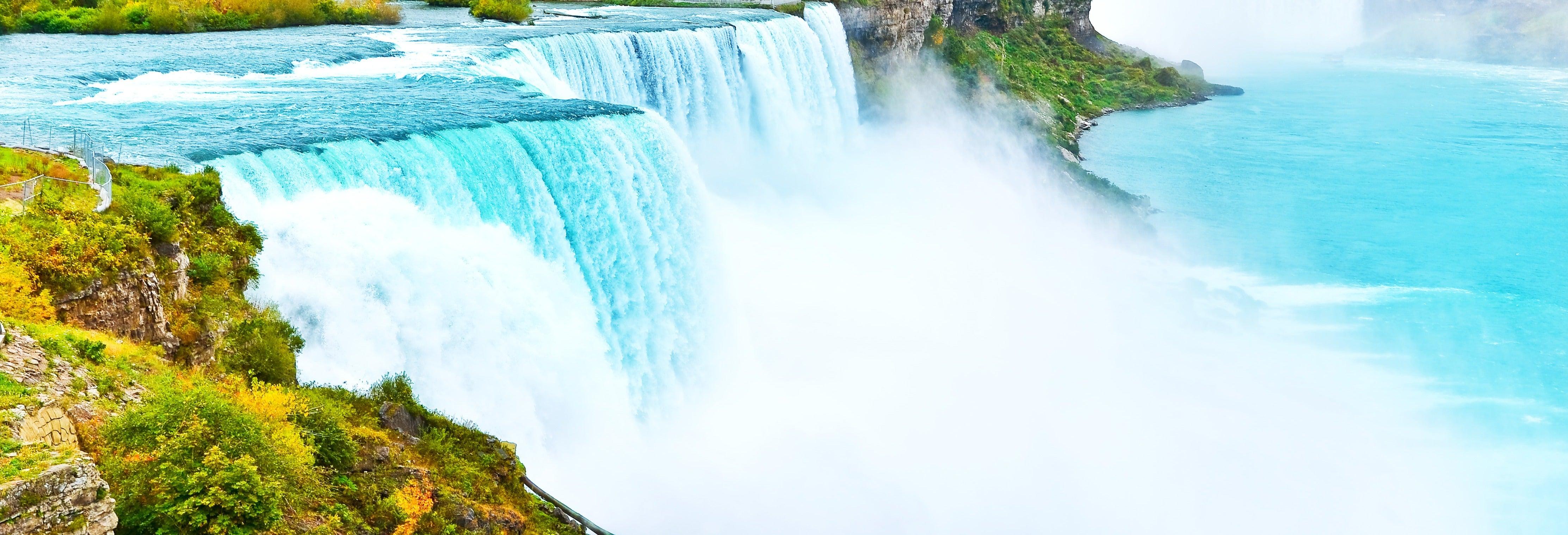 Visite complète des chutes du Niagara