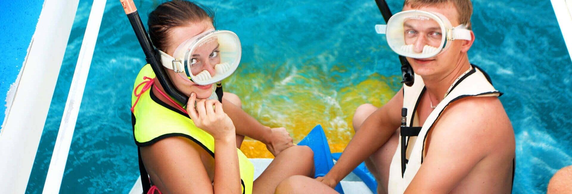 Snorkel dans Key West
