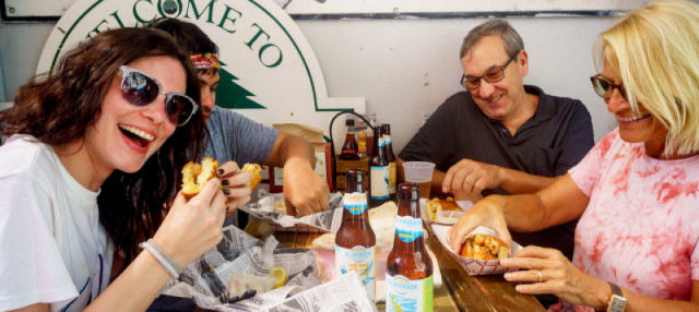 Tour gastronómico por Cayo Hueso