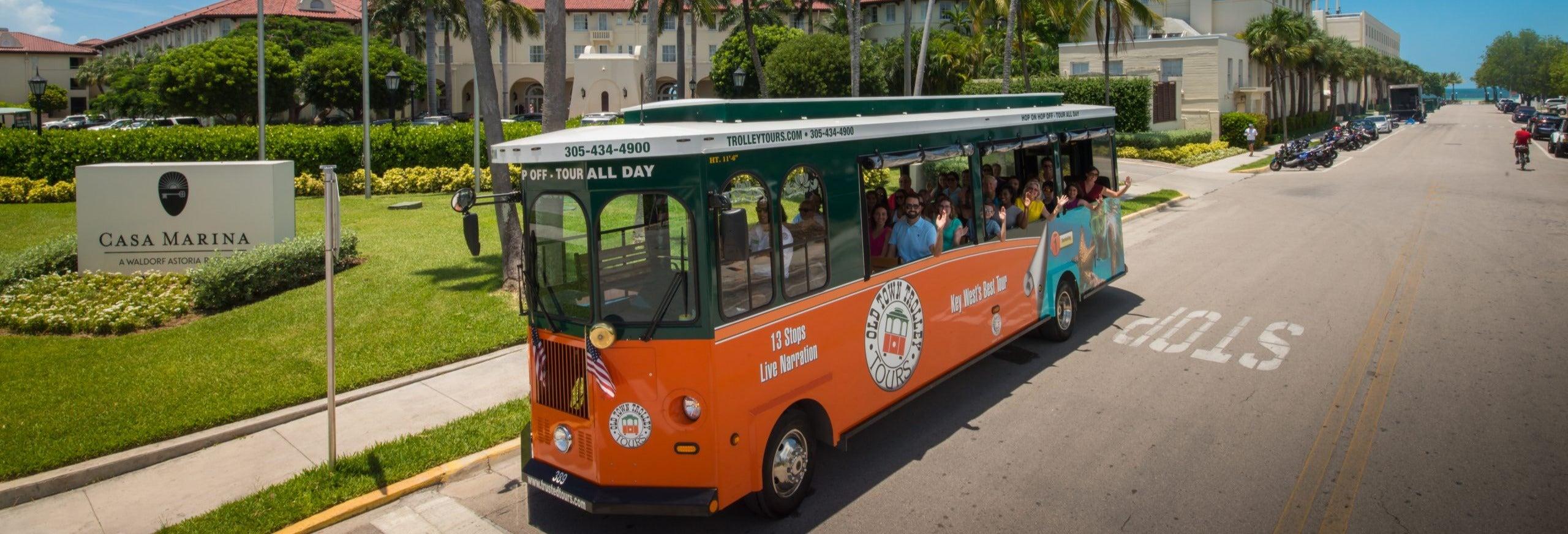 Tram turistico di Key West