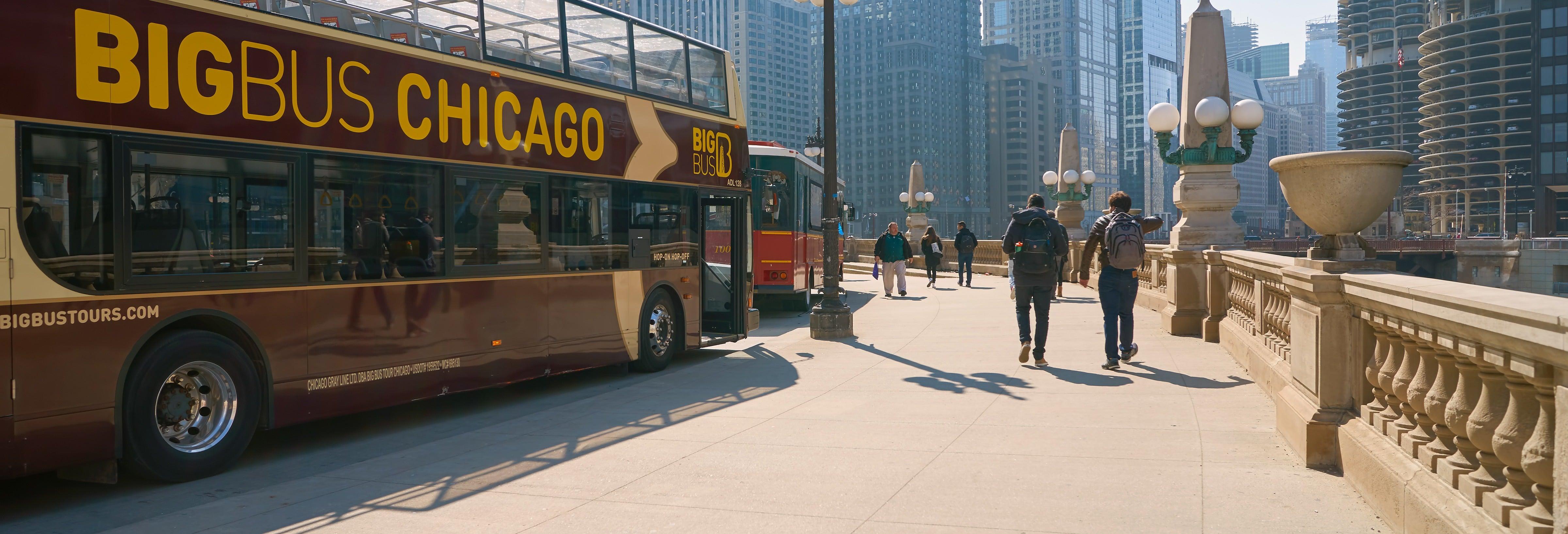 Ônibus turístico de Chicago