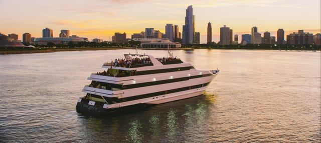 Crucero por Chicago con cena