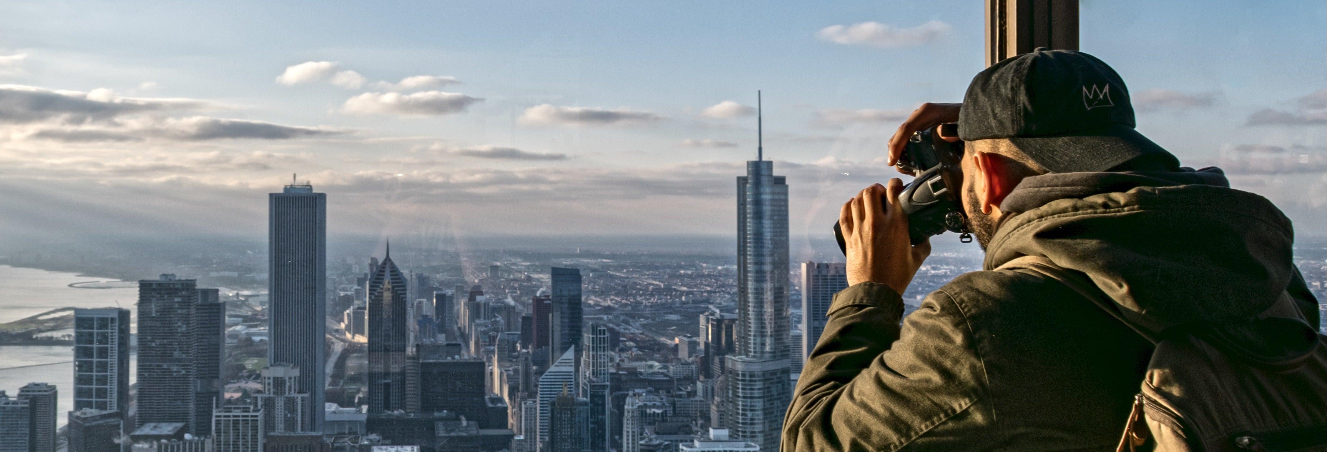 Ingresso para 360 Chicago Observation Deck