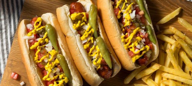 Tour gastronômico por Chicago