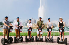 Tour en segway por Chicago