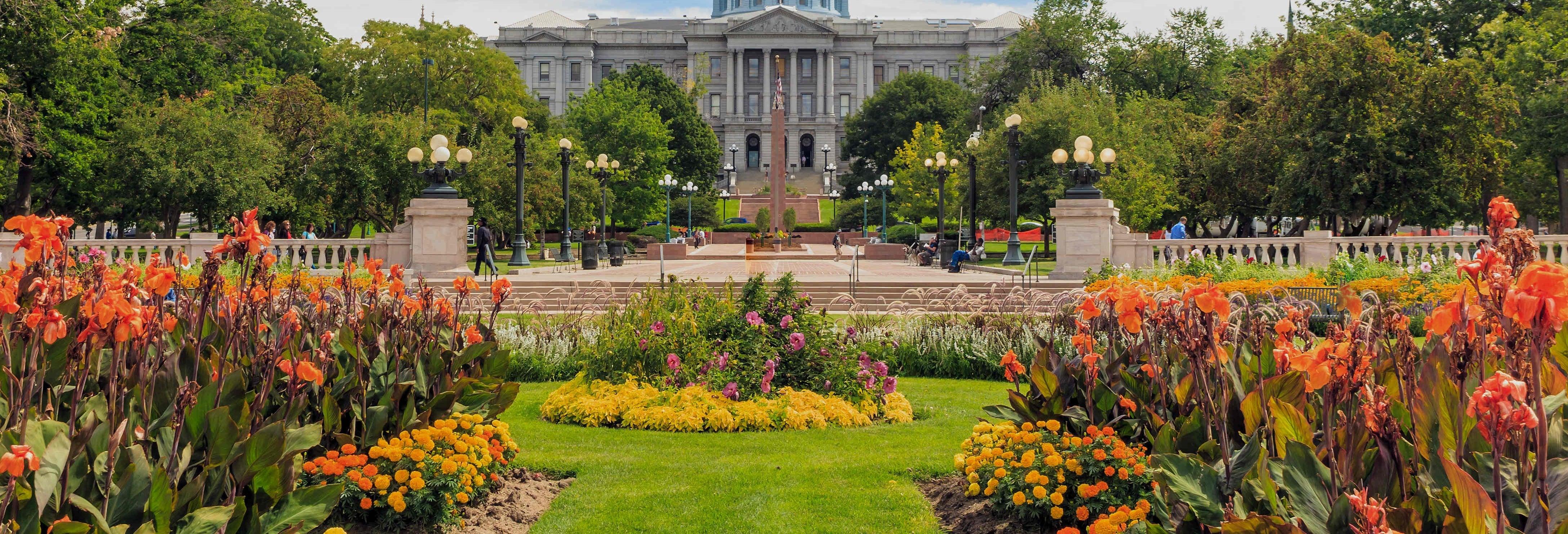 Visite guidée de Denver