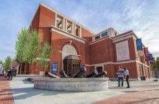 Ingresso do Museu da Revolução Americana