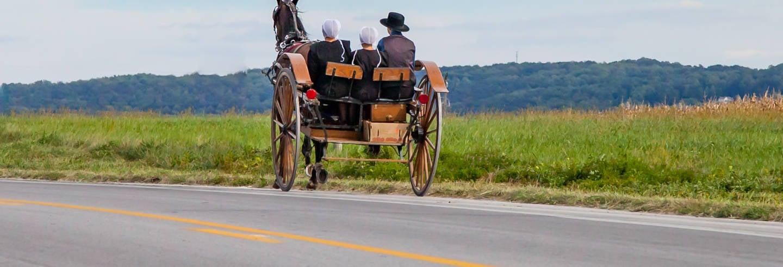Excursión privada a la región Amish