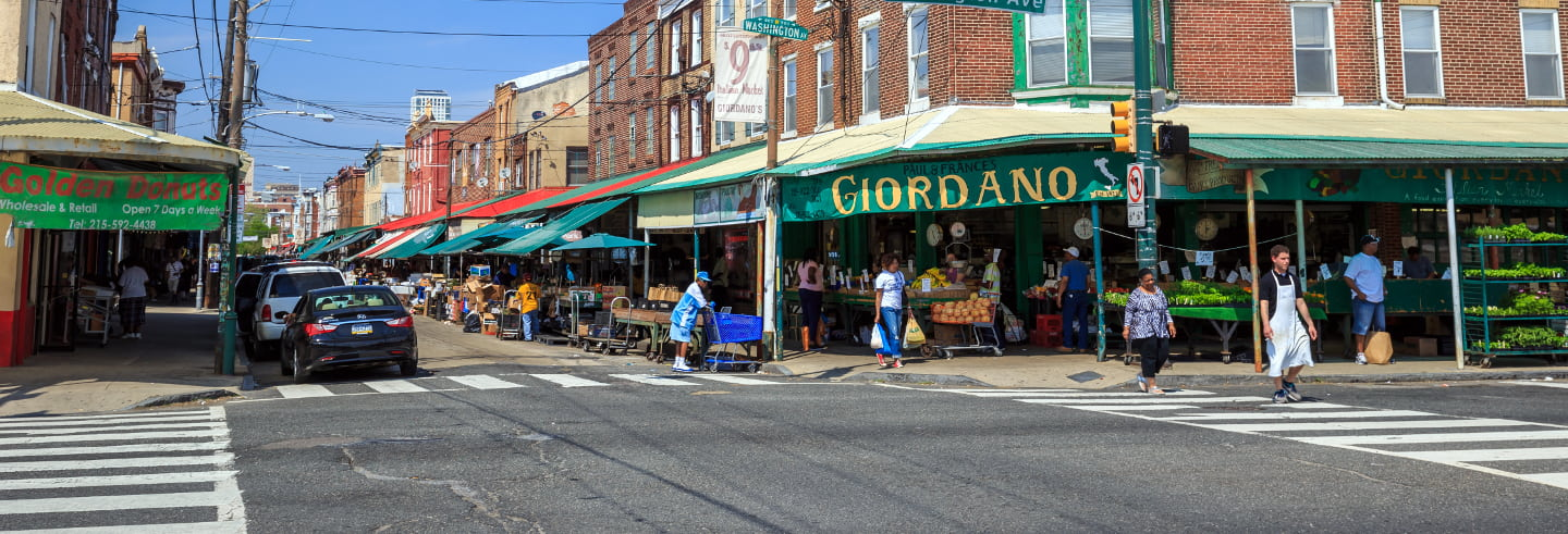 Philadelphia Murals & Markets Walking Tour