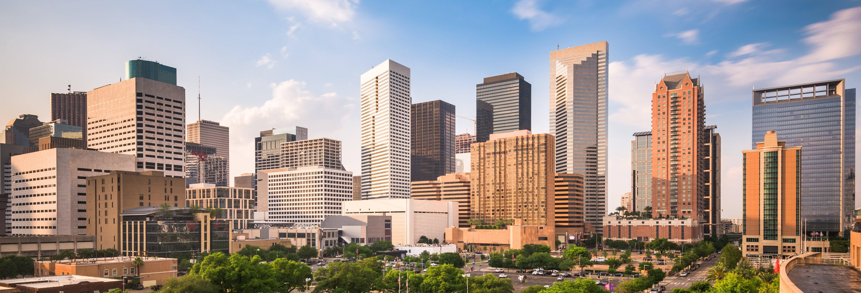 Tour en metro ligero por Houston