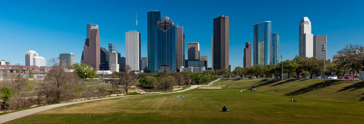 Tour panoramico di Houston