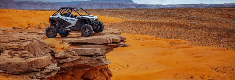 Tour de buggy pelas dunas de Sand Mountain
