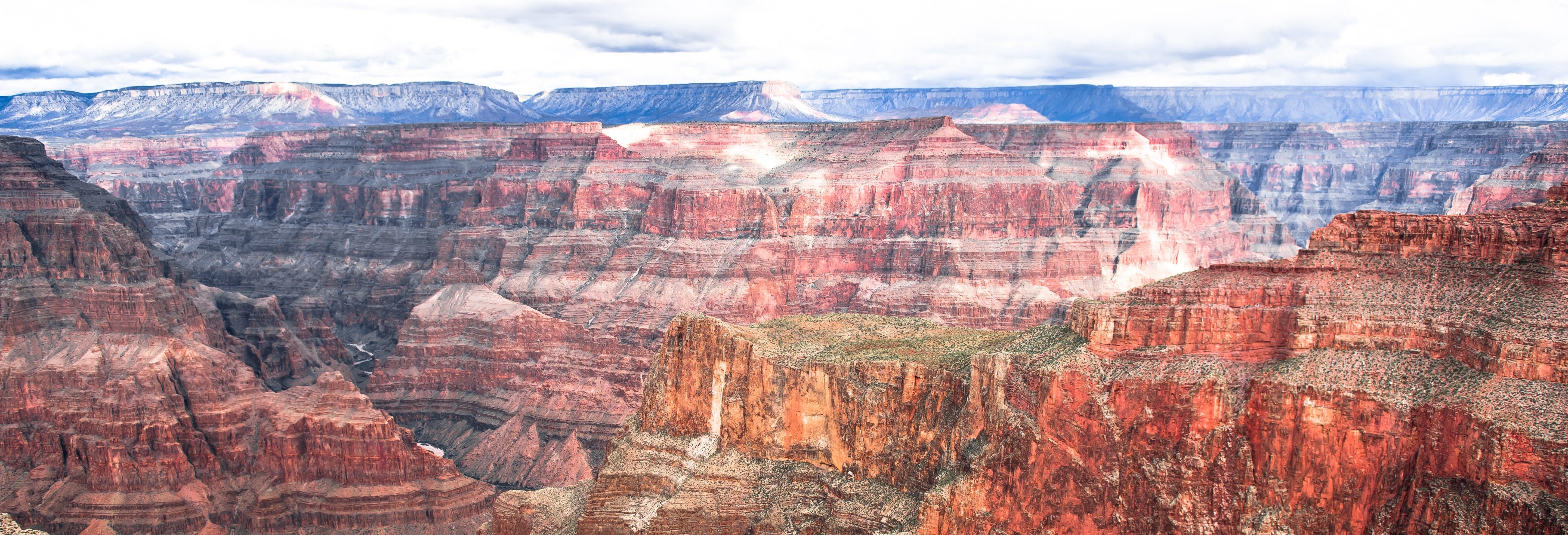 Excursion au Grand Canyon + Parc national Joshua Tree