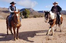 Joshua Tree Horseback Riding Tour