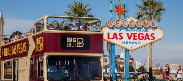 Autobús turístico de Las Vegas