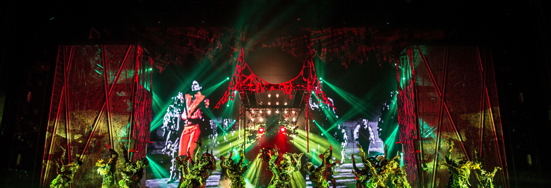 Biglietti per Michael Jackson ONE, Cirque du Soleil