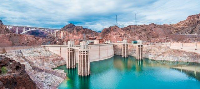 Excursão à represa Hoover