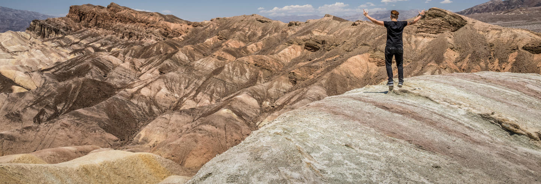 Excursion à la Vallée de la Mort